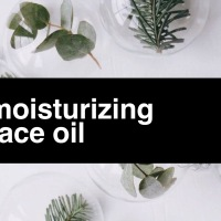 1.0 Moisturizing Face Oil