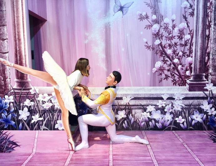 Told you I'm Cinderella haha