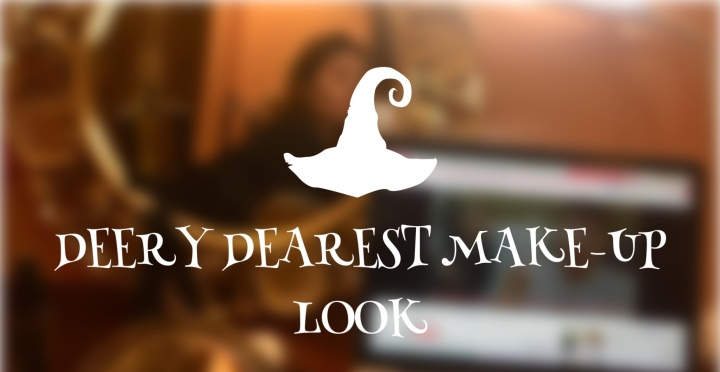 HALLOWEEN MAKE-UP: DEERY DEAREST