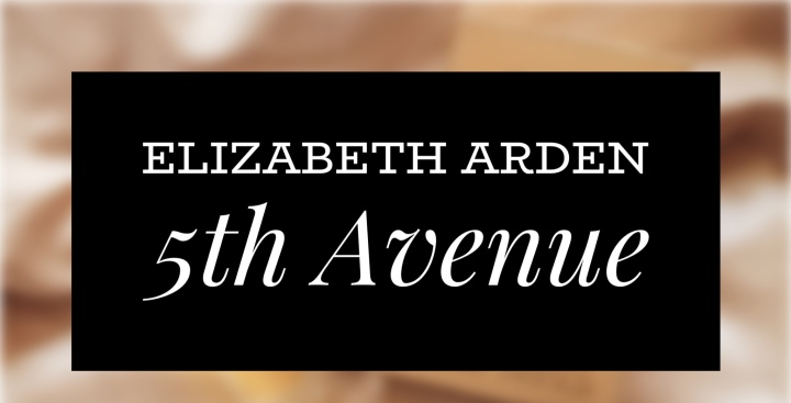 ELIZABETH ARDEN: 5TH AVENUE