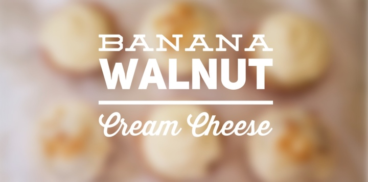 BANANA WALNUT CREAM CHEESE