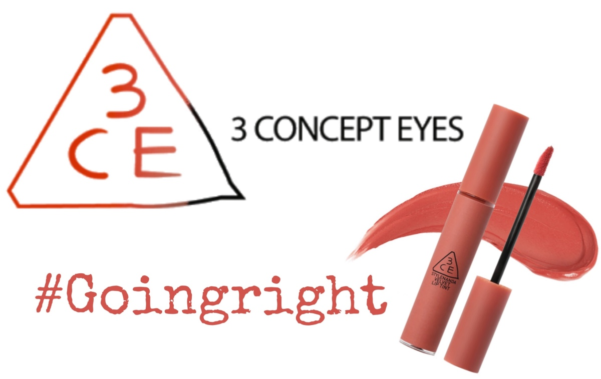 STYLE NANDA: 3CE Velvet Lip Tint